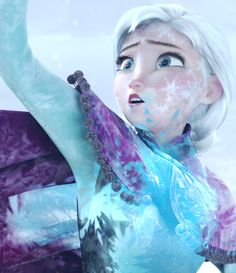 Frozen: Disney's first experimental departure from the time of romantic love saving the world.