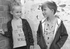 Mister Monkey and Misses Butterfly - baby- en kinderkleding - Lookbook - Inspiratie voor die schattige of stoere look | Mr Monkey & Mrs Butterfly - Black Moon - Handmade and Designed in Belgium - Boys - Girls - Unisex - Sweaters and T-shirts - available at the webshop of Mister Monkey and Misses Butterfly (www.monkeyandbutterfly.be)