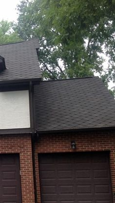 Gaf Grand Canyon Shingles In Black Oak Gaf Asphalt