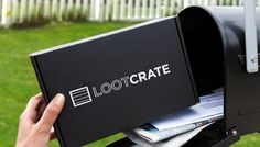 Loot Crate is an epic monthly subscription box for geeks and gamers for under $20.