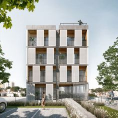 Edifício Residencial RK | COA Associados