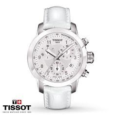 Tissot Womens Watch PRC 200 Danica Patrick T0552171603200