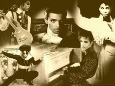 """R.I.P. Prince(June 7, 1958 – April 21, 2016)  """"Cool means being able to hang with yourself. All you have to ask yourself is """"Is there anybody I'm afraid of? Is there anybody who if I walked into a room and saw, I'd get nervous?"""" If not, then you're cool."""""""