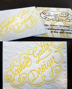 Optimism, warmth, joy, and pleasure. Create an orange or yellow business card if you want to convey these feelings to your potential clients and customers. Need advice with your new business card? Contact us so we can help you with your new design https://www.facebook.com/allbcardspage