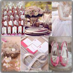 Pretty Wedding in Pink!