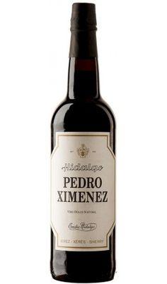 Hidalgo Pedro Ximénez - Cádiz  - D.O. Jerez