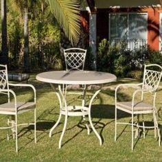 22 Mejores Imágenes De Muebles De Forja De Terraza Y Jardín