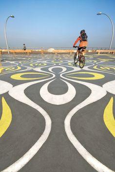 Tel Aviv Port Public Space Regeneration Project,© Iwan Baan