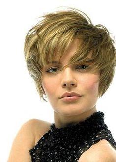 cortes de cabello corto en capas para mujeres 2015 - Buscar con Google