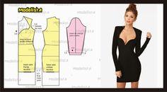 Nasty Gal Dress - Pattern