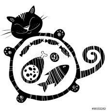 Image result for stylistic cat images