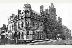 Nottingham Bank Thurland Street