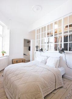 我們看到了。我們是生活@家。: 熱愛法國的Christina L. Jensen在丹麥的公寓