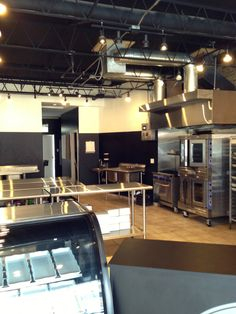 United Kitchen brings local food businesses a commercial kitchen that allows everyone the opportunity to explore their product idea and produce it for sale to their very own market.