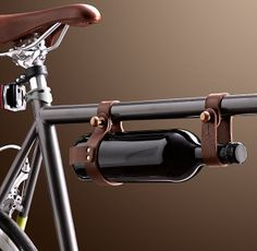his is a great way to transport a bottle of wine to a friends house for dinner or through the countryside on a wine tour with that special someone.