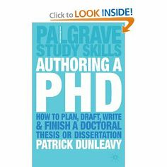 How to study for a phd