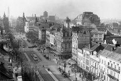 Antwerpen. Belgium. 1935