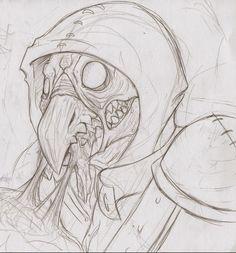 Razac sketch ^^^should have a longer beak I think, but still frickin& awesome - - Eragon Fan Art, Hobbit, Inheritance Cycle, Christopher Paolini, Got Dragons, Dragon Rider, Muse Art, Post Apocalypse, Realistic Drawings