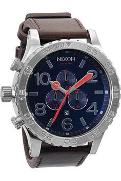 Smooth!....Nixon Watch
