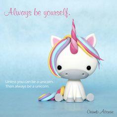 Kawaii unicorn - CakesDecor