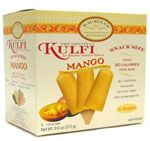 Snack Size Vegan Vegetarian, Vegetarian Recipes, Mango Kulfi, Indian Food Recipes, Preserves, Ice Cream, Pure Products, Snacks, Milk