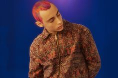 """Everyone's a """"Cosmic Psycho"""" for Cotton Project's Spring/Summer 2018 Spring Summer 2018, Cosmic, Projects, Cotton, Fashion, Log Projects, Moda, Blue Prints, Fashion Styles"""