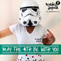 Star Wars Day See this Instagram photo by @acordeidisposta • 161 likes