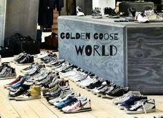 #GOLDENGOOSE WORLD!