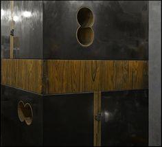 Carlo Scarpa @ Gavina Showroom - Bologna [1961-1963] #5 | Flickr