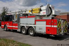 Firefighters Montréal