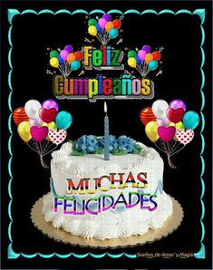 Happy Birthday Pictures, Happy Birthday Gifts, Birthday Cake, Birthday Quotes, Birthdays, Merry, Facebook, Amor, Paper