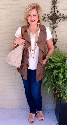 50 IS NOT OLD   VESTS ARE A GREAT FALL ADDITION