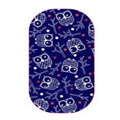 Screech | Jamberry  #CandiedJamsCustomDesigns #jamberry #NAS #owls #nailwraps…
