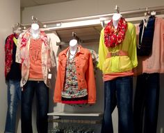 Cato Fashions - Spring 2015 Update Color Displays #catofashions #catoNevada1243