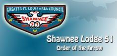 Shawnee Lodge #51, Order of the Arrow