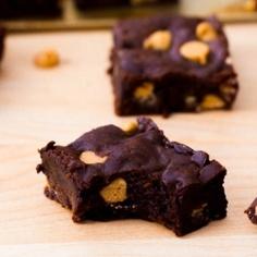 Ultimate Fudge Brownies by sallysbakeblog