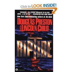 Riptide: Douglas Preston, Lincoln Child