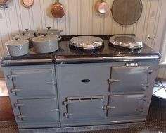 another AGA stove :-)