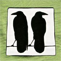 Beautiful crows.