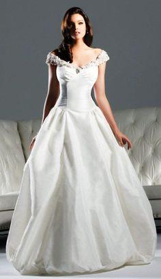 Disney Snow White Wedding Gown | Snow White wedding dress - Faviana