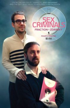 Image releases cover for 4th printing of Sex Criminals #1.  Lol.
