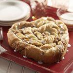 Valentine Twist Bread Recipe | MyRecipes.com
