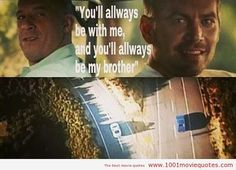Furious Seven (2015) | 1001 Movie Quotes