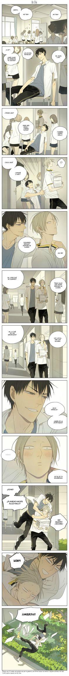 19 Days Capítulo 6 página 1 (Cargar imágenes: 10) - Leer Manga en Español gratis en NineManga.com