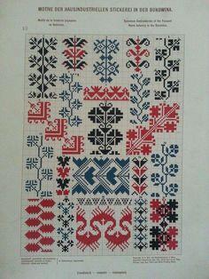 Cross Stitch Pillow, Cross Stitch Art, Cross Stitch Borders, Cross Stitching, Cross Stitch Patterns, Folk Embroidery, Cross Stitch Embroidery, Vintage Embroidery, Embroidery Patterns