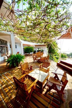 Hotel Mont Joli Cap-Haitian  - Scene from Haiti