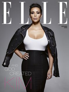 Pre Order: Kim Kardashian West's ELLE UK Cover   Fashion, Trends, Beauty Tips & Celebrity Style Magazine   ELLE UK