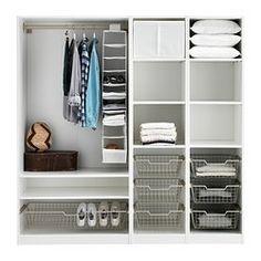 PAX Armoire avec aménagement intérieur - IKEA