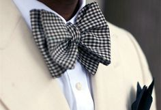 Tying the knot -  a groom's guide to wedding ties