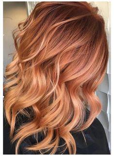 strawberry blonde hair formula